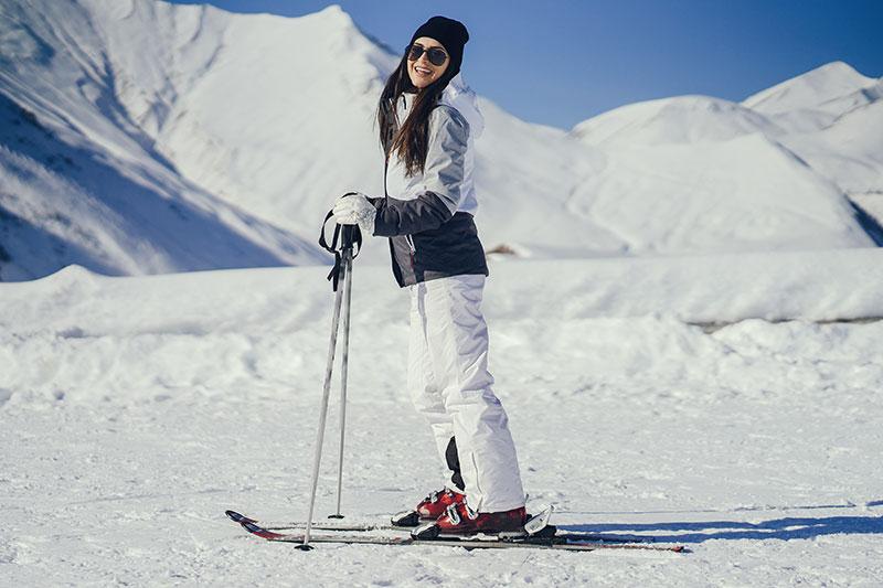 Nuevos esquís, nuevas botas, nuevos bastones…!